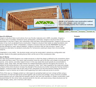 AVAVA Systems Website