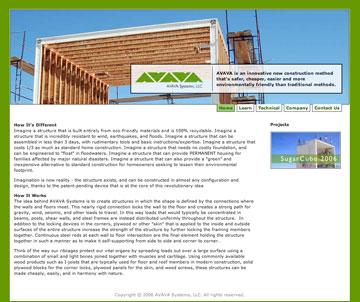AVAVA website