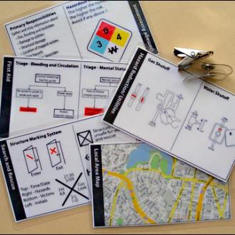 CERT/NERT Cards