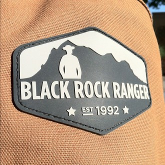 20th Anniversary Black Rock Ranger Patch