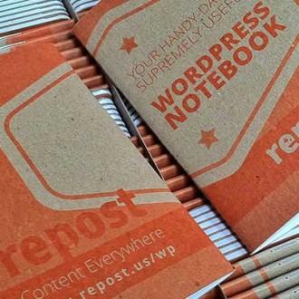 Repost.Us WordPress Notebooks