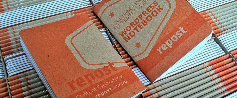WordPress Notebooks